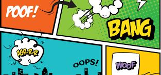 Elementos visuais das histórias em quadrinhos